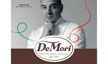 De Mori presenta il nuovo marchio