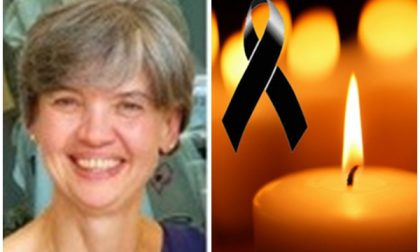 Muore a 59 anni Nadia Vaglio Bernè, madre di due figli