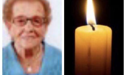 Addio a nonna Amabile, 106 anni. Una delle donne più anziane del Biellese