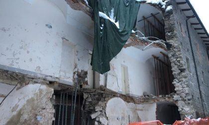 Campiglia, ala Pellegrini del Santuario devastata dalla frana- ECCO LE FOTO