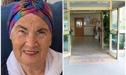 Oggi l'ddio a Lucia Pellizzari, mamma di Fulvia Zago