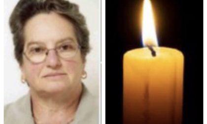 Vigliano in lutto per Oliviera Chiocchetti