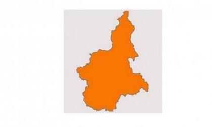 Piemonte, dopo il 16 rischia diventare arancione
