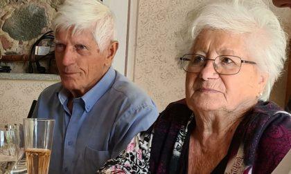 Nozze di pietra per Loredana e Luciano Buzzo, 65 anni di matrimonio