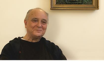 Lutto alla Comunità di Bose per la morte di padre Eugenio Costa