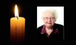 Addio a Carla Crosa, lascia le due figlie e le due nipoti