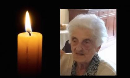 È morta Livia Mazzia, la piangono tre figli e tre nipoti