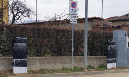 Ponderano green: posate due colonnine per auto elettriche