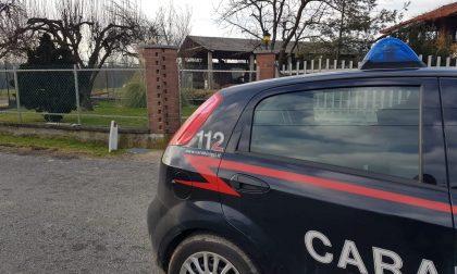 Ladri spregiudicati tentano di forzare finestra di una villa con i proprietari in casa