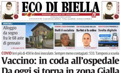 """Su Eco di Biella le 68 """"case all'asta"""" di gennaio. Anche un alloggio nella prestigiosa Villa Rivetti"""