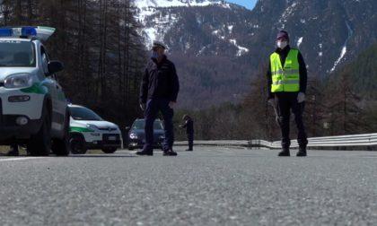 Piemonte: nel weekend vietato raggiungere le seconde case