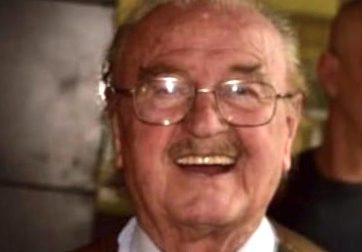 Auguri a Omar Gioia che oggi compie 90 anni