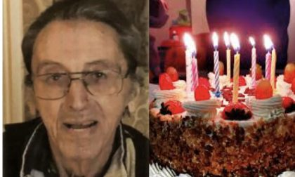 Renzo Rosso compie 100 anni, il Villaggio La Marmora lo festeggia AUGURI!