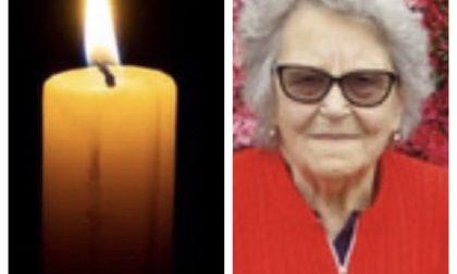 Addio a Pasqua Tolosi, nonna di Roberta, dell'ufficio Anagrafe
