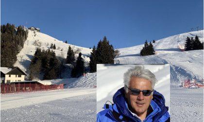 """Stop sci, Orleoni: """"Davanti a noi il deserto. Presi in giro"""". Le foto di Bielmonte"""