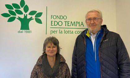 Fondo Edo Tempia, due nuovi medici volontari sono marito e moglie