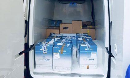 Vaccino AstraZeneca, appena arrivate le 17.800 dosi in Piemonte. Eccole