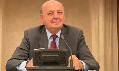 Gli auguri della Città di Biella al senatore Pichetto