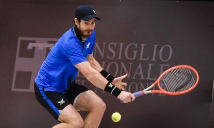L'ex numero uno del mondo Andy Murray sconfitto in finale a Biella