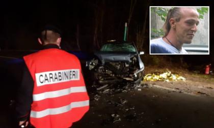 Lucio Dal Sasso, vittima del frontale di Crevacuore, 42 anni, abitava a Coggiola