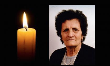 Addio a Assunta Grandin, lascia tre figli e quattro nipoti