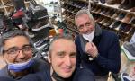 Max Pisu a Biella, si fa le scarpe da Barbera