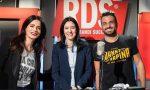 """Ex ministra Azzolina in radio diventa """"Dj Lucy"""" per sorridere della sua parodia VIDEO"""