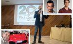 Le borse tecnologiche antifurto di due biellesi partner del Ferrari Club Passione Rossa