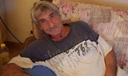 """Muore a 61 anni Roberto Ficarotta. Tre anni fa il suo appello per il """"figlio"""" Assana Djamanca"""