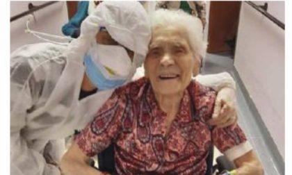Giornata vittime  Covid, nel Biellese nonna di 104 anni tra le prime a sconfiggere il virus