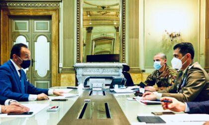 """Vaccini, Cirio incontra il generale Figliuolo. L'appello: """"Snellire la burocrazia"""""""