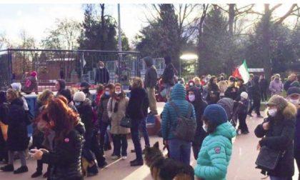 Scuola, contro la Dad in piazza nonostante la zona rossa. Anche a Biella. Tutti i dettagli