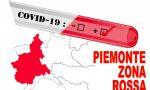Piemonte entra in zona rossa da lunedì. Ecco tutti i dettagli