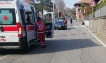 Motociclista grave dopo incidente a Cossato