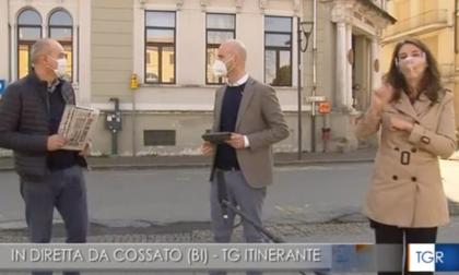 Il Biellese sulla Tgr Piemonte tra Lis, Covid e lavoro