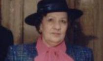 Addio a Lina Palermo degli Uberti, contessa di Cavaglià: aveva 91 anni