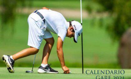 Lo speciale Golf calendari 2021 in regalo con Eco di Biella
