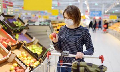 Piemonte arancione: si torna a fare la spesa un membro per famiglia