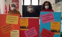 """""""Chiediamo diritto a un aborto libero e sicuro"""": flashmob a Biella"""
