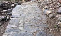 Il sentiero per le Selle torna a vivere