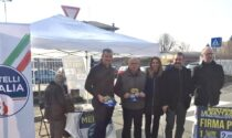 Fratelli D'Italia raccoglie firme per abolire i senatori a vita