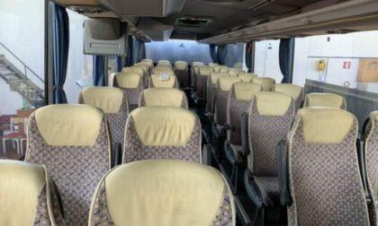 Controlli Covid sui mezzi di trasporto: il virus è su maniglie e poggiatesta