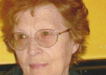 Zubiena Villa in lutto per Teresina Canova