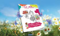 Tanti Auguri Mamma: oggi in regalo un bellissimo album da colorare