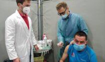 Vaccini, in Piemonte metà popolazione ha completato il ciclo