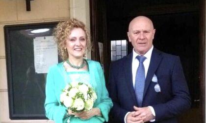 """Il sindaco Roberto Locca:""""Addio Franca, il nostro è stato un amore struggente"""""""