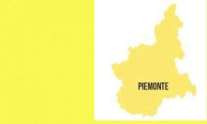 Oggi il cambio dei colori, Biella resta zona gialla