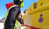 Scialpinista biellese travolto da una valanga: salvo