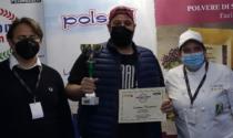 Giovanni Maiorano si gioca il titolo di campione italiano della pizza
