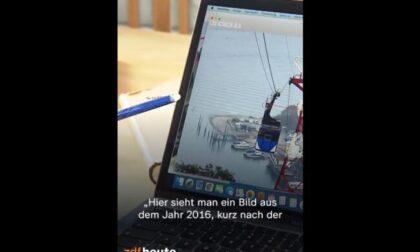 Funivia del Mottarone: spuntano i video nei quali si vedrebbero i forchettoni inseriti anche negli anni passati